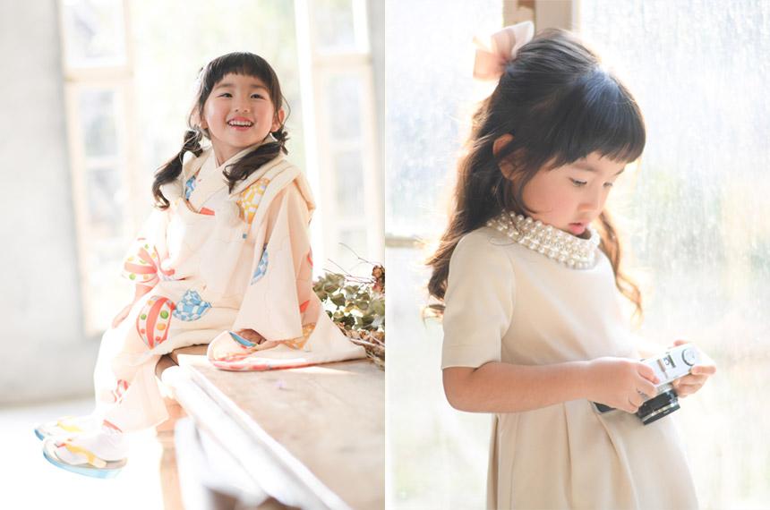 Kanda Atelier和装+洋装プラン